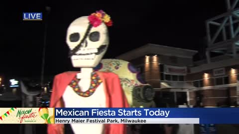 Mexican Fiesta celebrates 46 years in Milwaukee this weekend